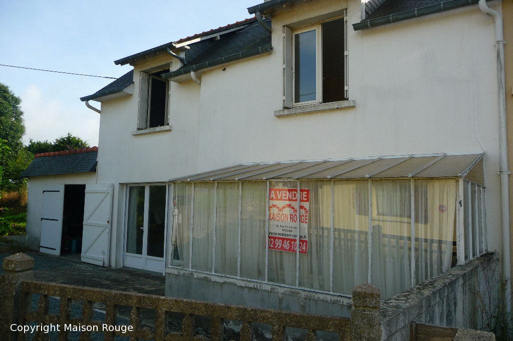 A vendre maison pluduno 136 m 120 760 agence de for Agence de la maison rouge