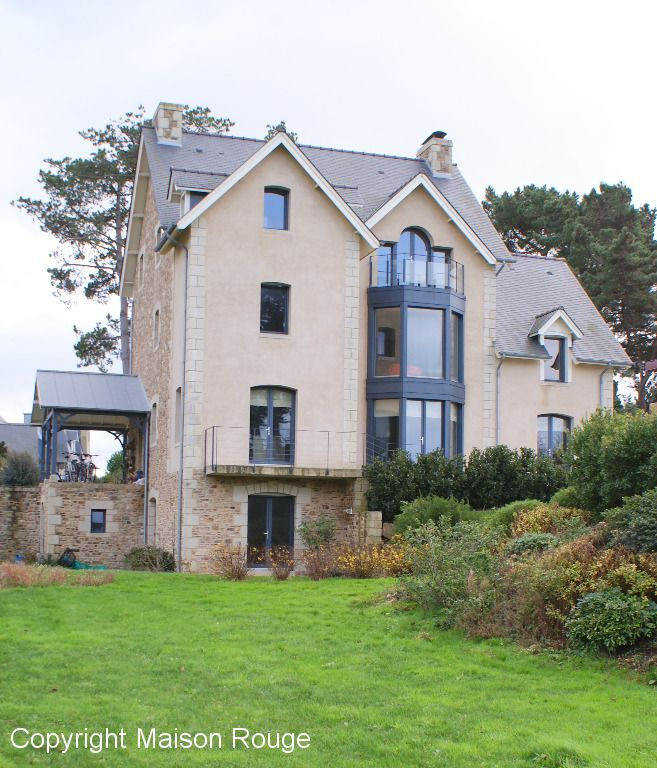 A vendre maison dinard 385 m 1 886 000 agence for Agence maison rouge dinard