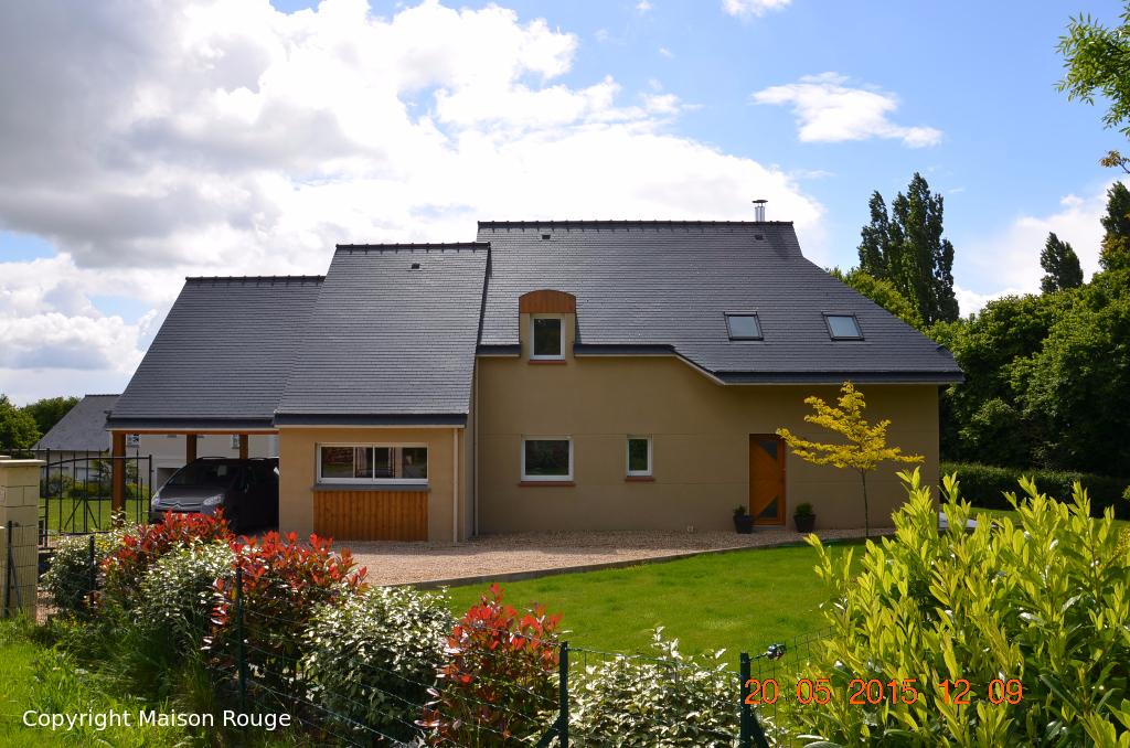 A vendre maison lanvallay 130 m 214 840 agence for Agence a la maison