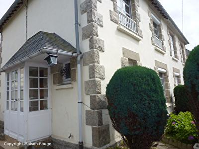 A vendre maison cancale 70 m 178 160 agence de for Agence de la maison rouge