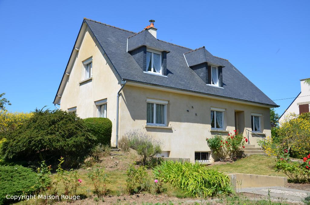 A vendre maison lanvallay 145 m 199 120 agence for Agence maison rouge