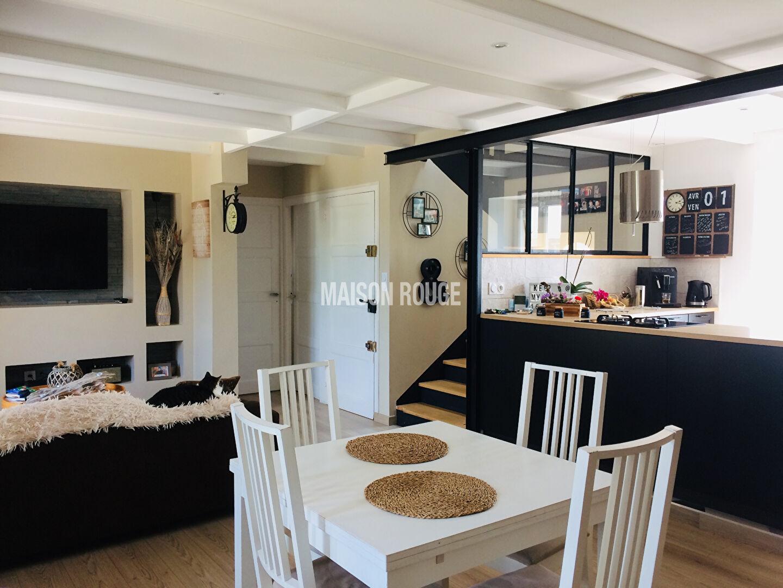 A vendre appartement pleurtuit m 141 480 for Agence maison rouge