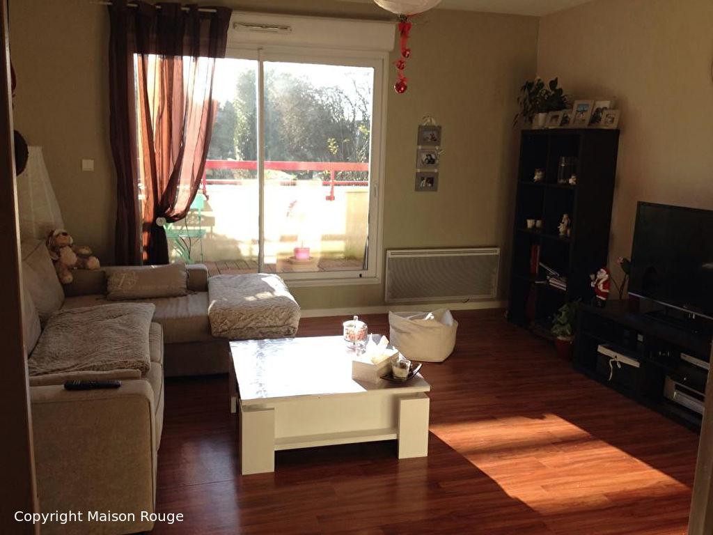 A vendre appartement saint broladre 96 m 183 400 for Agence de la maison rouge