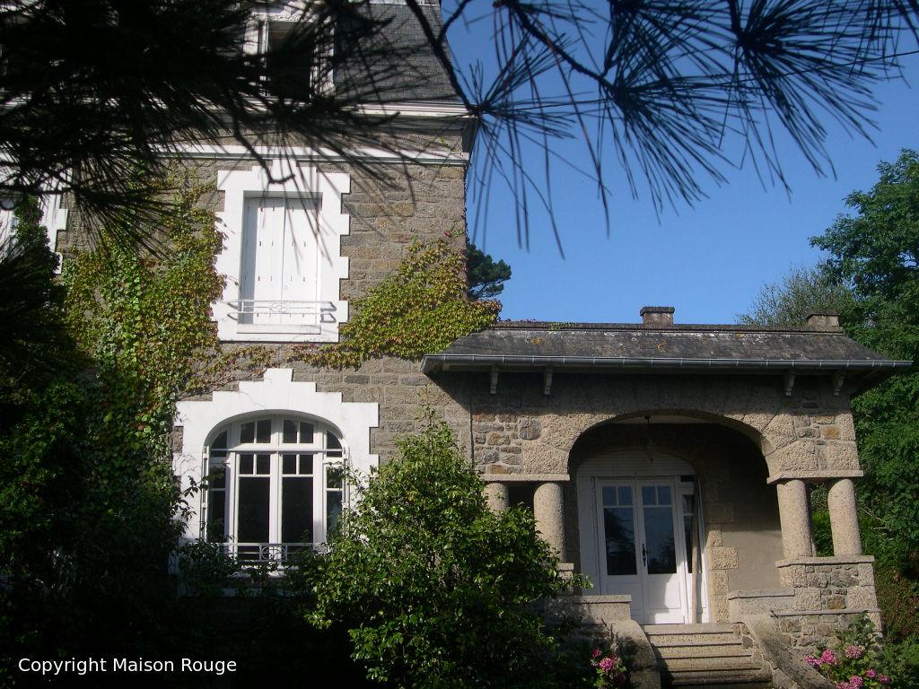 A vendre maison saint briac sur mer 160 m 890 800 for Agence maison rouge