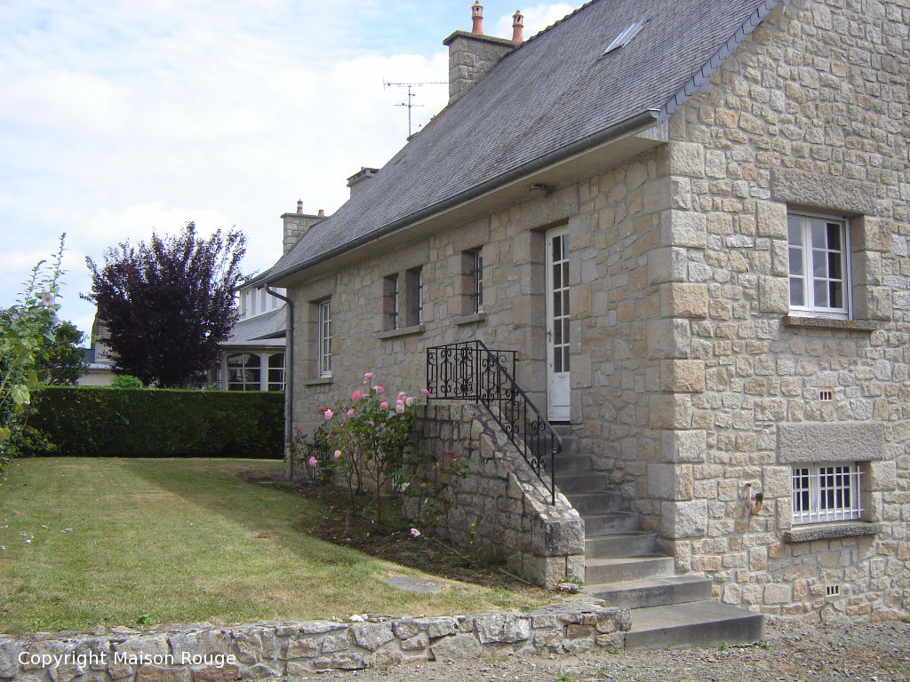 A vendre maison dinan 161 m 146 720 agence de la for Agence de la maison rouge