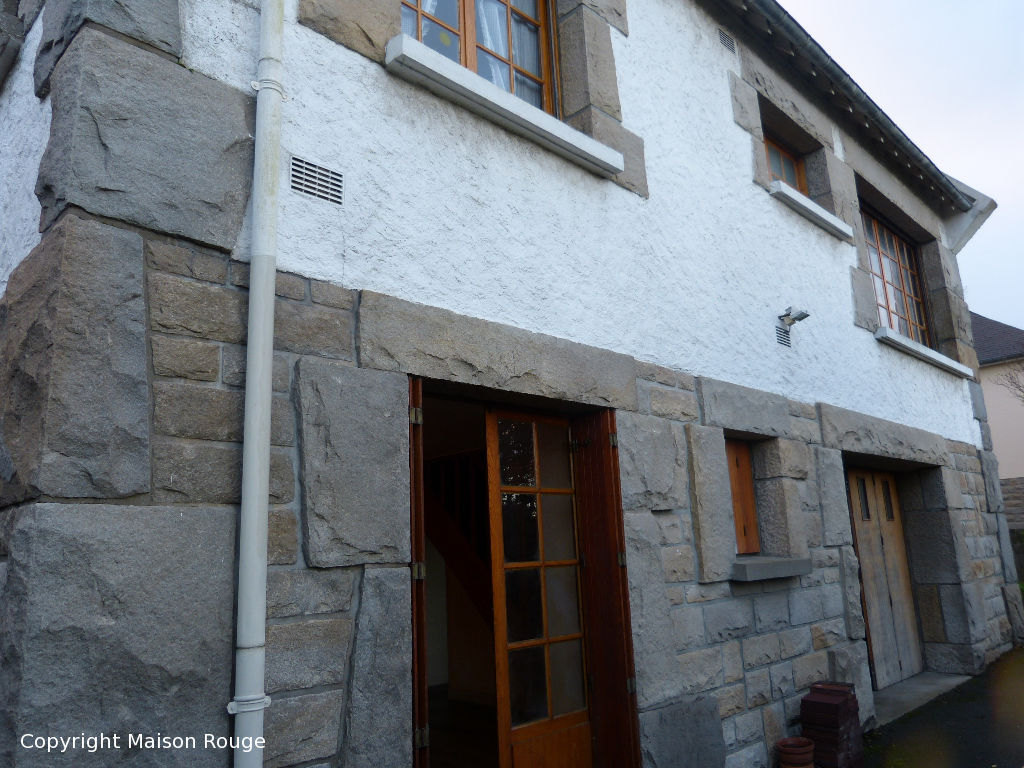 A vendre maison saint malo 67 m 262 000 agence for Agence maison rouge