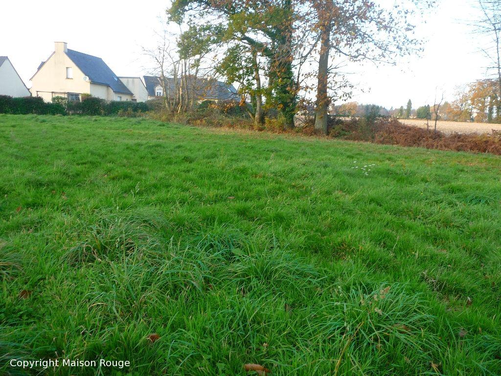 A vendre terrain pleslin trigavou 1137 m 75 760 for Agrandissement maison sur terrain non constructible