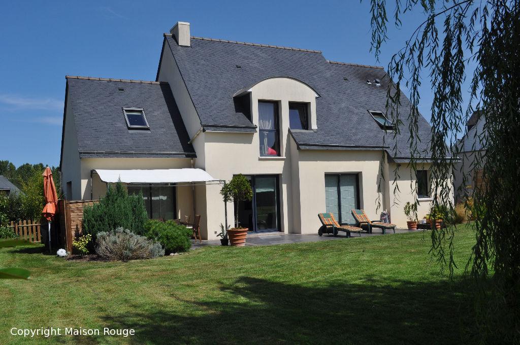 A vendre maison saint lunaire 155 m 482 000 for Agence de la maison rouge