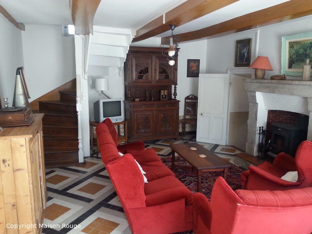 A vendre maison saint lunaire 90 m 293 400 for Agence maison rouge