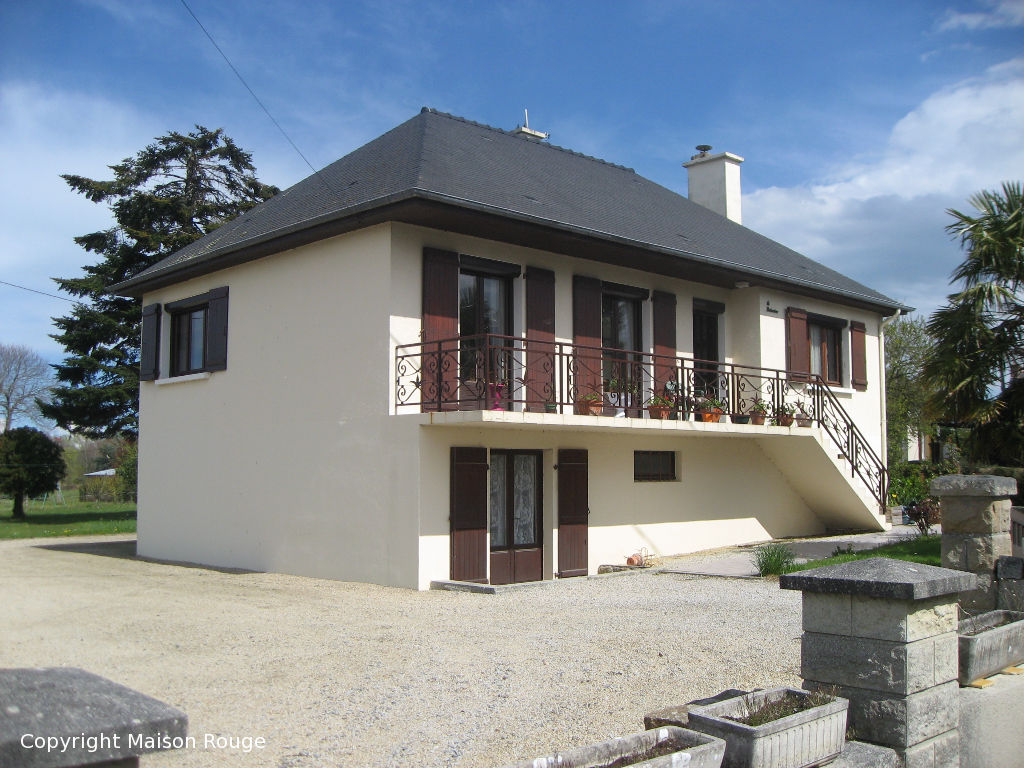 Immobilier pleurtuit maison rouge for Achat maison dinard