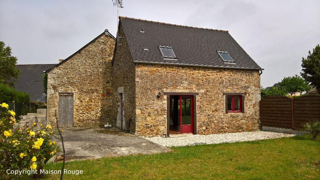 Immobilier bourseul maison rouge for Achat maison 2 notaires