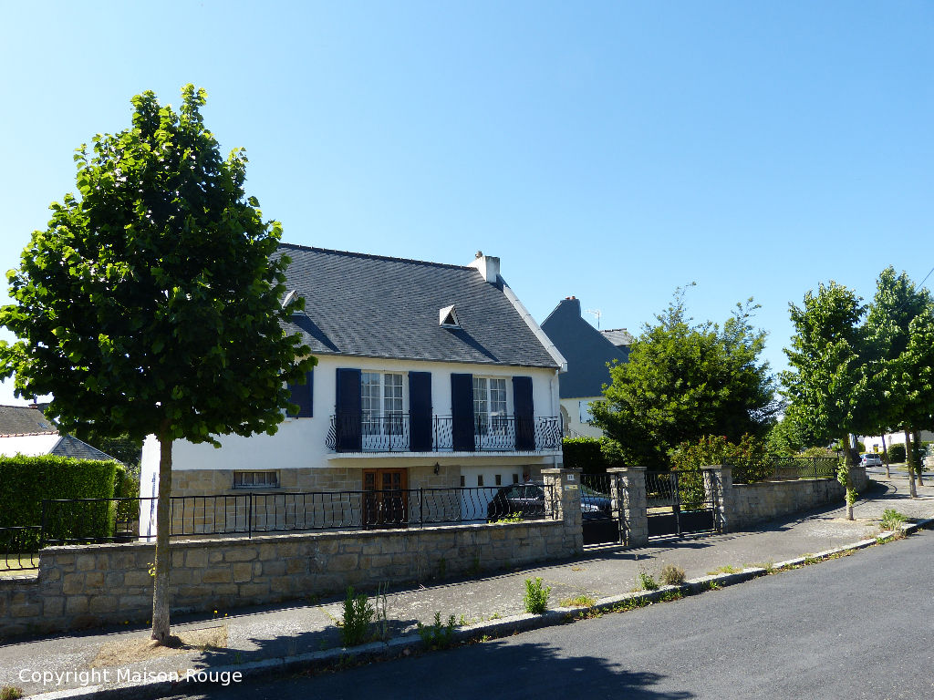 Immobilier saint malo maison rouge for Achat vente immobilier