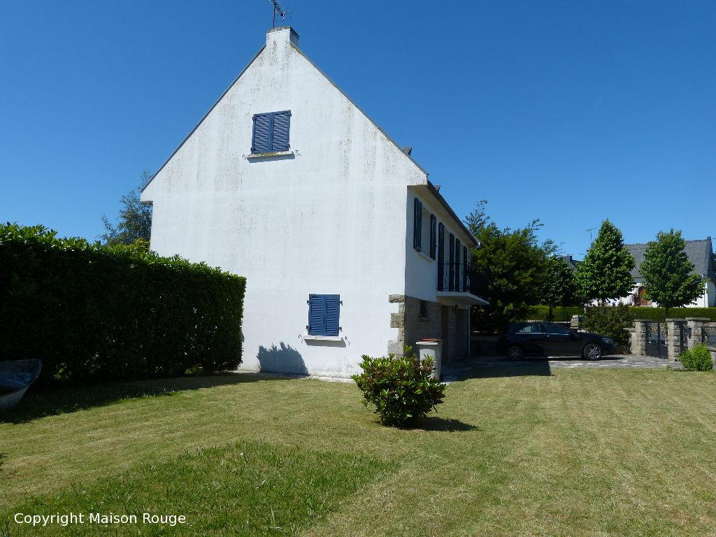 A vendre maison saint malo 120 m 370 000 agence for Agence de maison