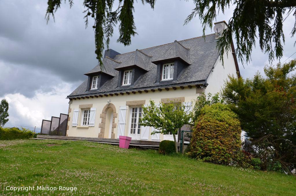 A vendre maison brusvily 125 m 167 680 agence de for A la maison rouge