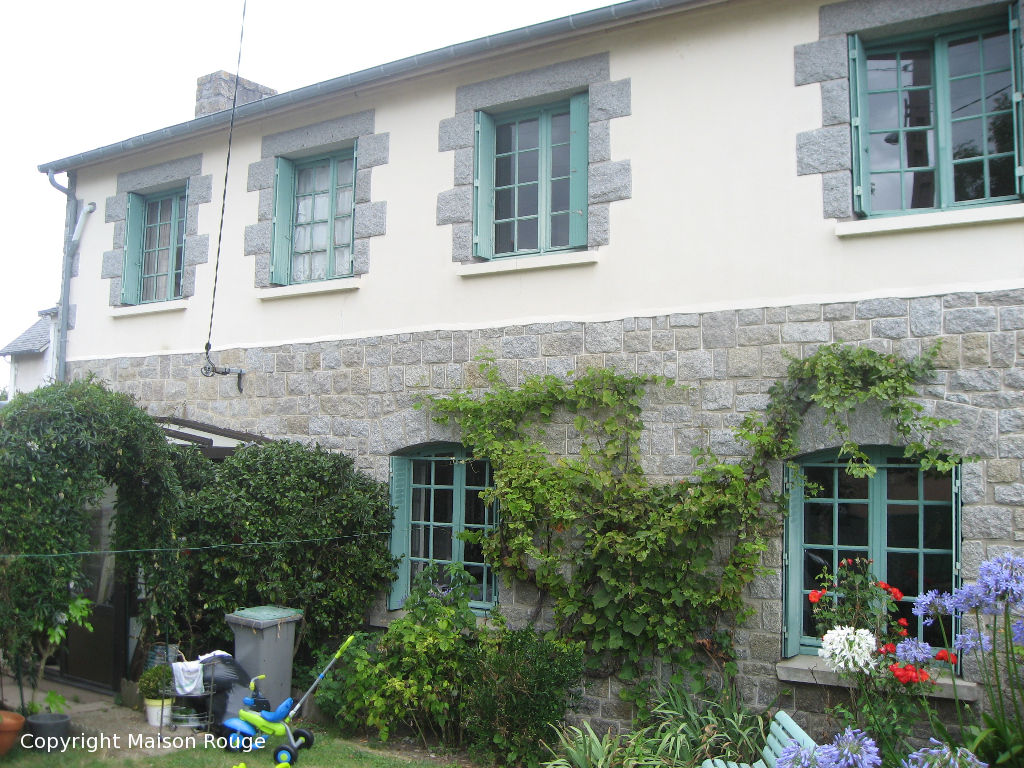 A vendre maison dinard 83 m 204 360 agence for Agence maison rouge dinard