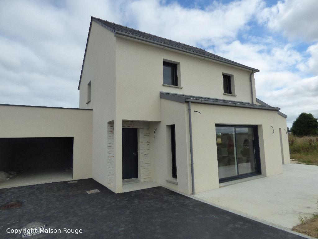 Immobilier parame maison rouge for Achat maison saint malo