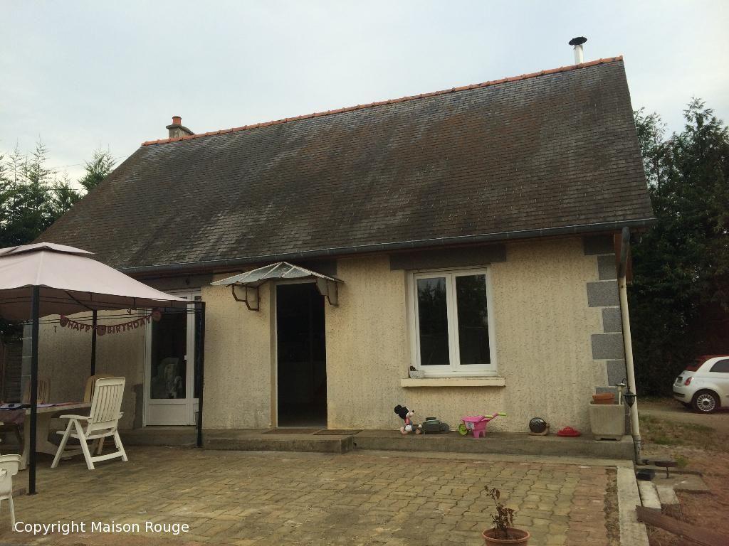 Immobilier saint juvat maison rouge for Achat vente maison