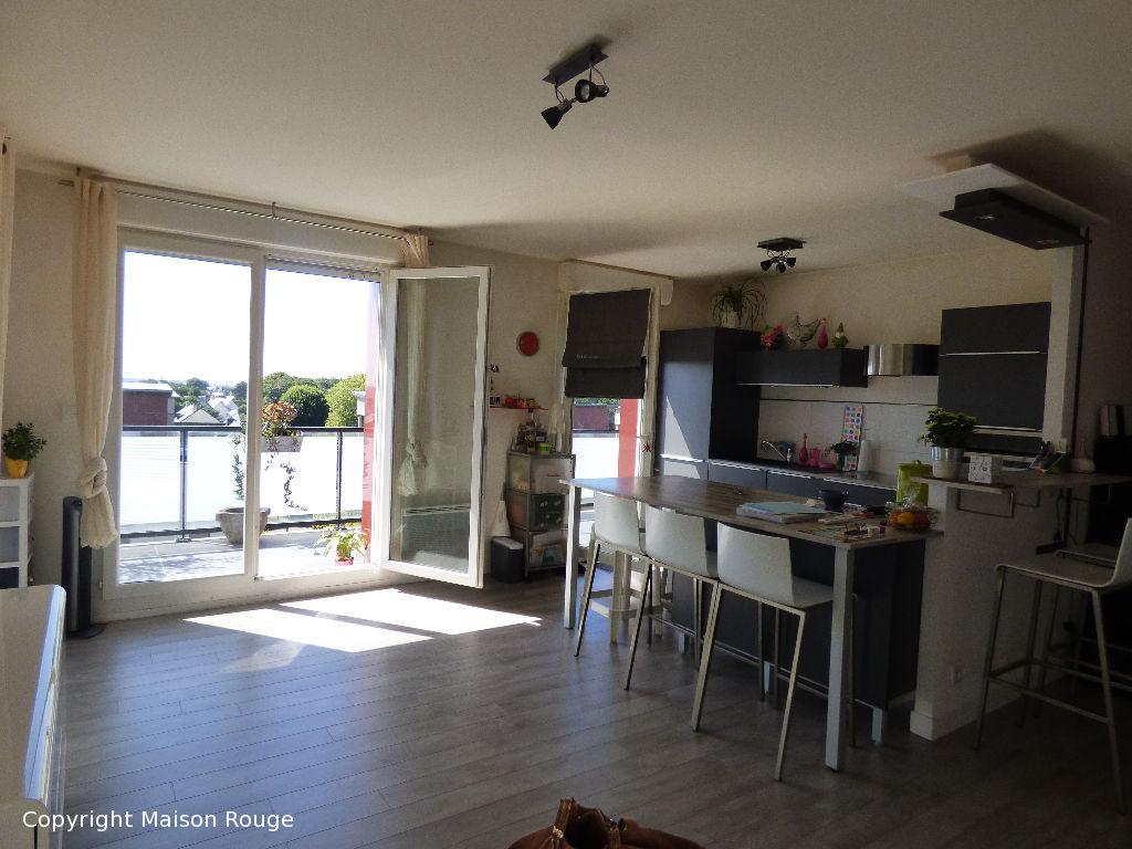 a vendre appartement saint malo 69 m 230 560 agence de la maison. Black Bedroom Furniture Sets. Home Design Ideas