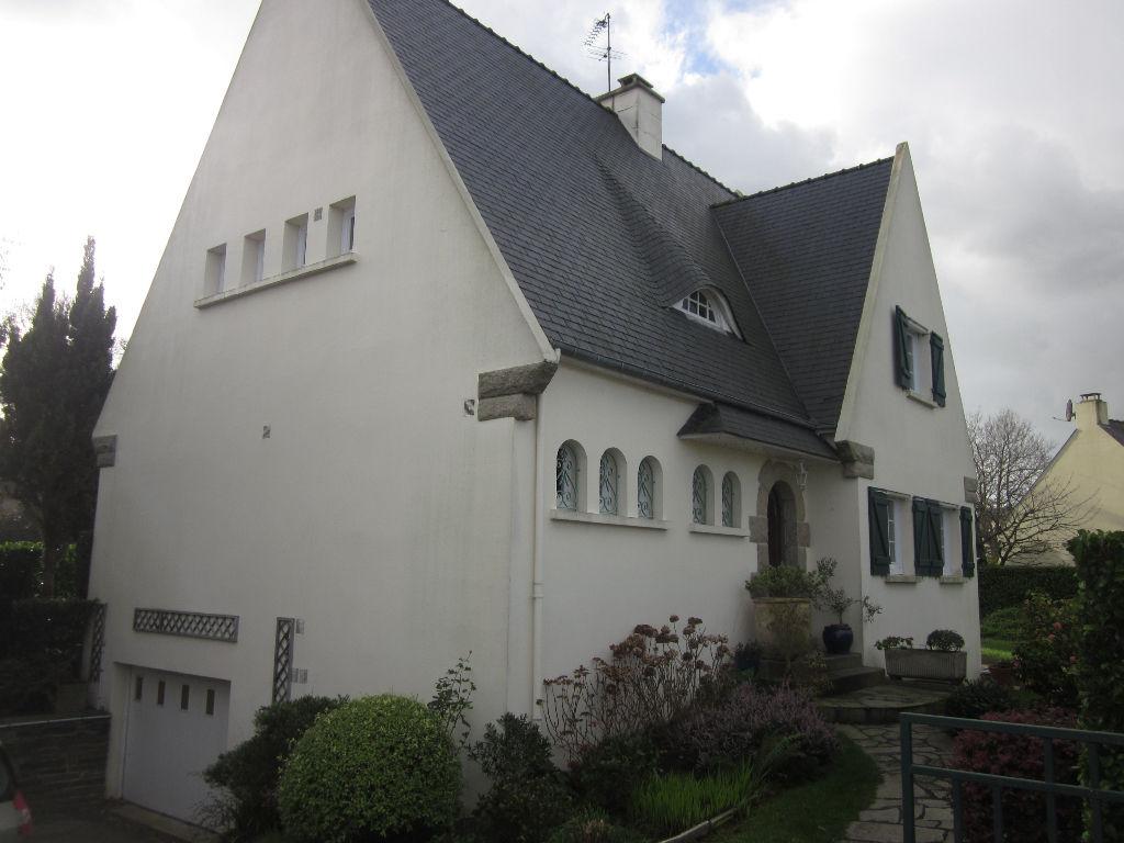 A vendre maison dinard 120 m 429 680 agence de for Agence a la maison