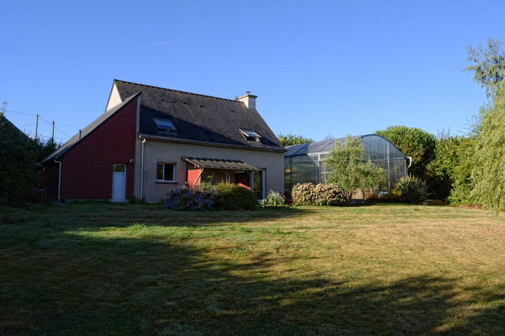 A vendre maison saint juvat 325 m 416 056 agence for Agence de la maison rouge