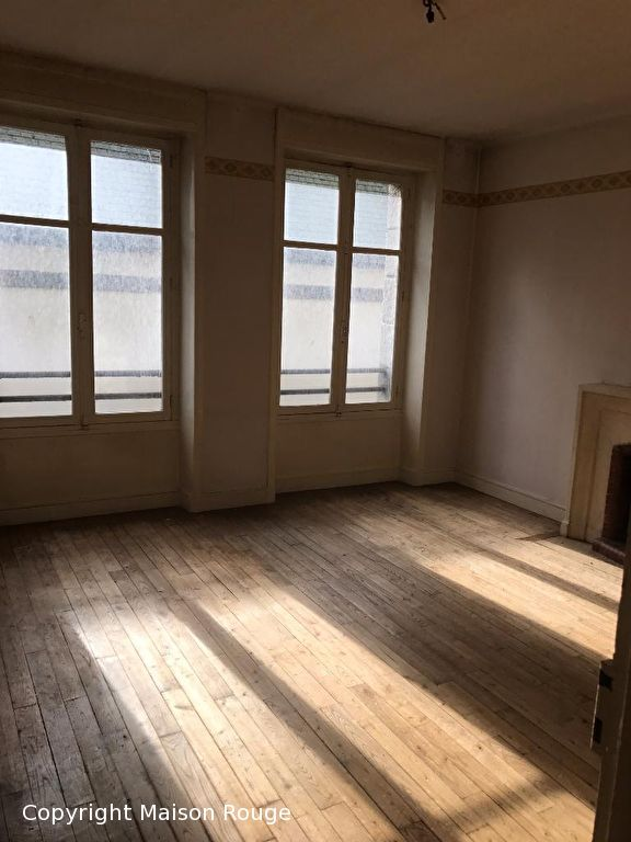 Appartement  T3 65 m² SAINT MALO INTRA-MUROS