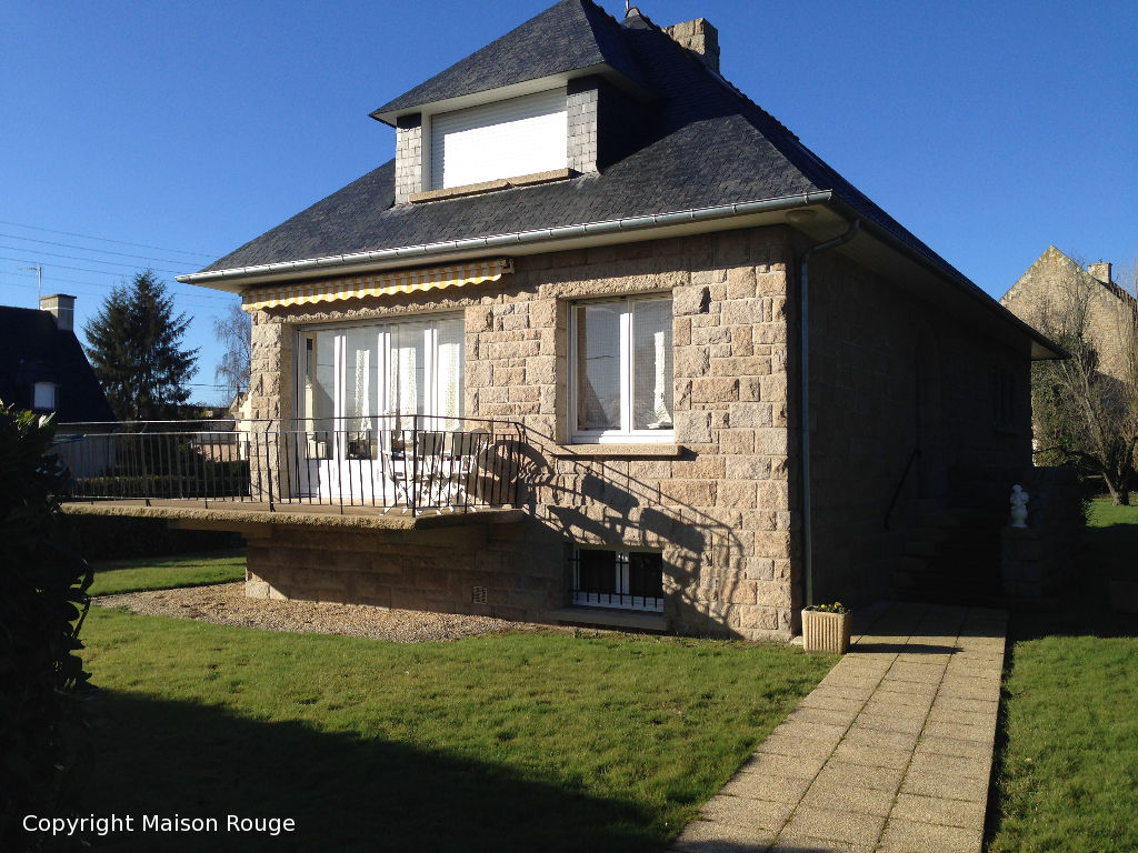 A vendre maison dinard 140 m 466 360 agence for Agence maison rouge dinard