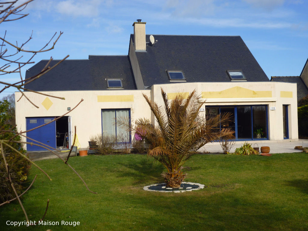 A vendre maison la fresnais 220 m 356 320 agence for Agence maison rouge