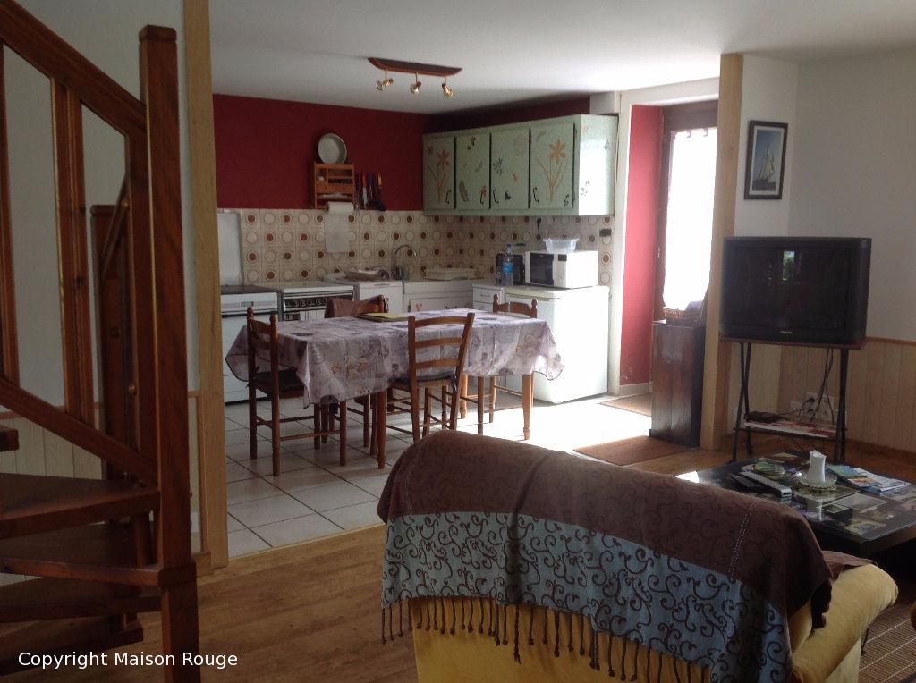 A vendre maison saint lormel 86 2 m 167 680 for Agence maison rouge