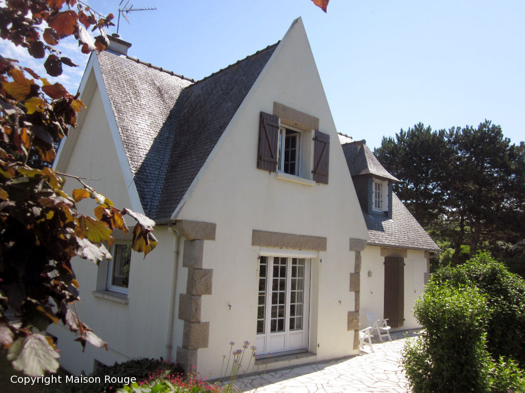 A vendre maison dinard m 419 200 agence for Agence maison rouge dinard