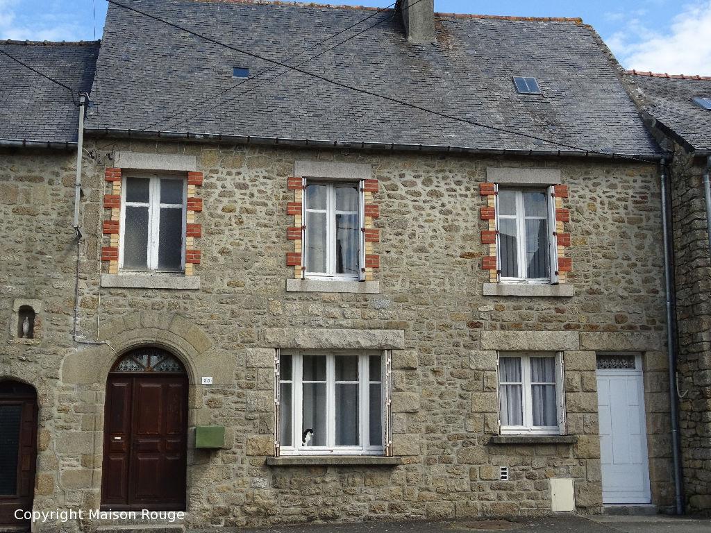 A vendre maison dinan 90 m 141 480 agence de la for Agence maison rouge