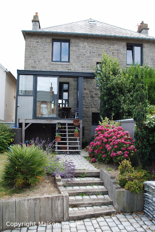 A vendre maison dinard 120 m 586 880 agence for Agence maison rouge dinard
