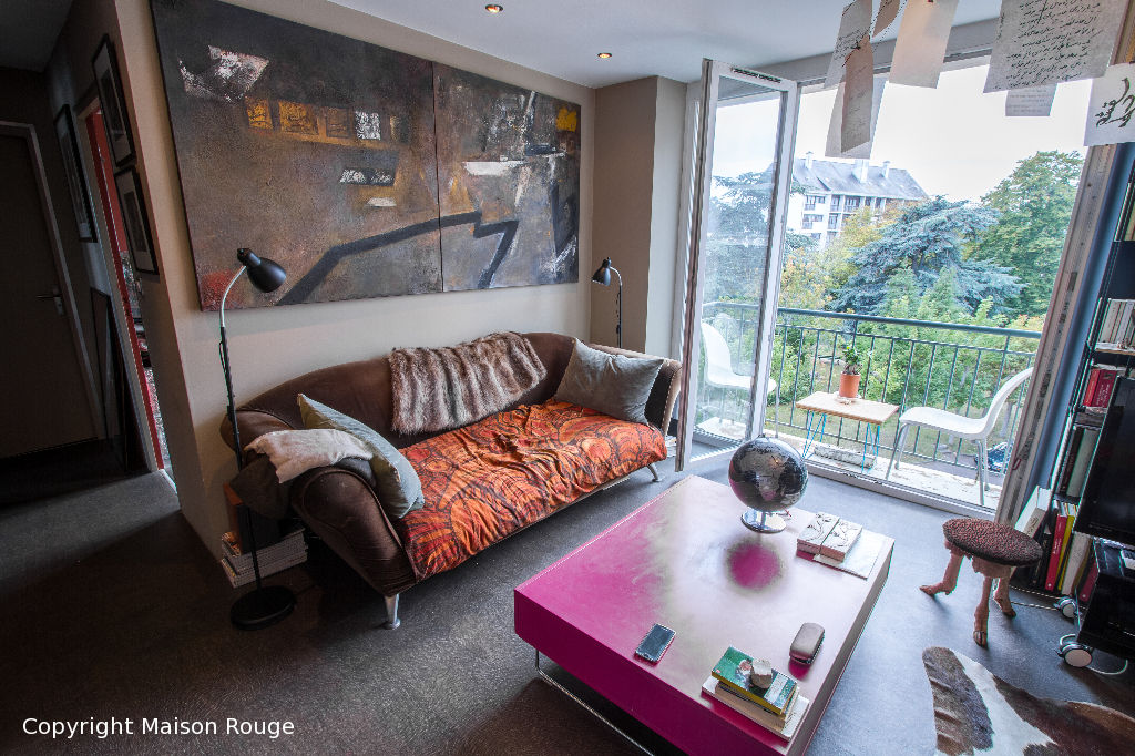 A vendre appartement dinard m 303 920 for Agence maison rouge dinard