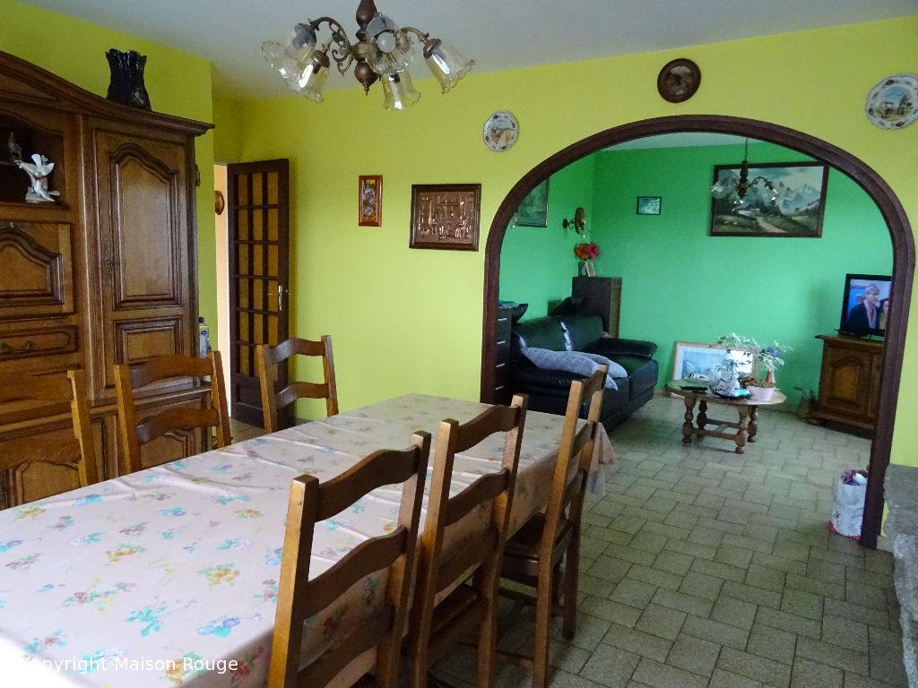 A vendre maison brusvily 88 m 136 480 agence de for Agence maison rouge