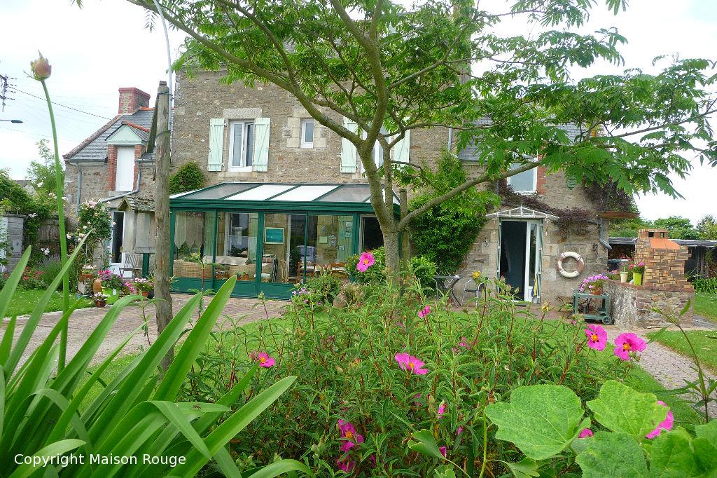 A vendre maison dinard 120 m 429 680 agence de for Agence de la maison rouge