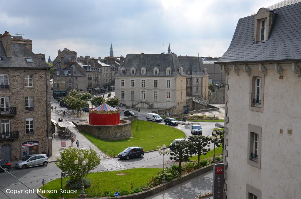 Hotel De La Gare Dinan