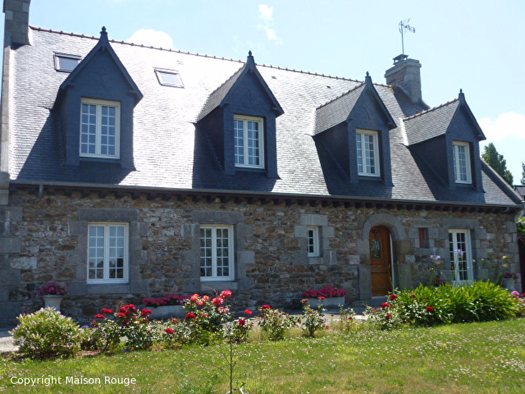 Immobilier Cancale  Maison Rouge