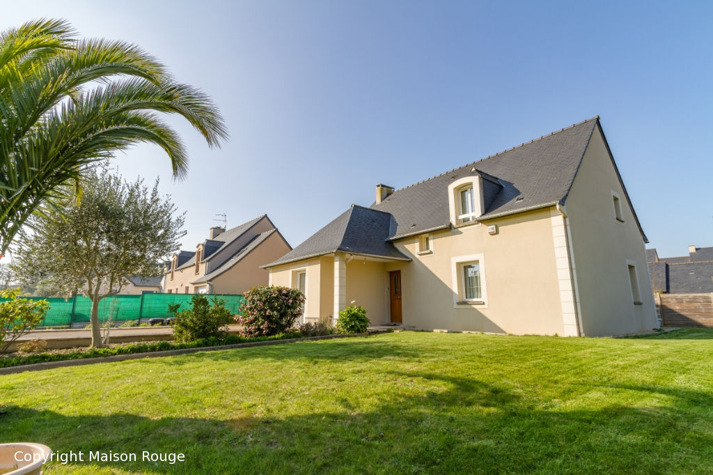 Maison rouge dinard immobilier ventana blog for Logement immobilier