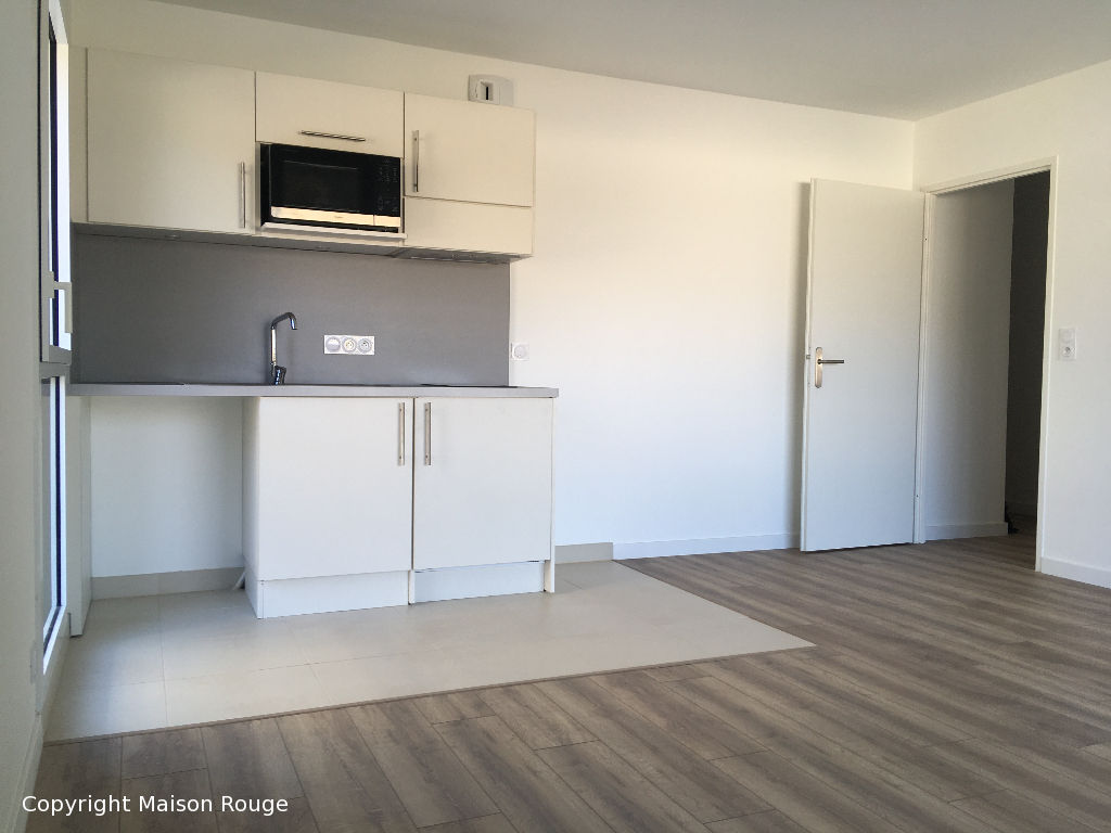 APPARTEMENT de type 2, 48 m2 SAINT MALO Secteur Rocabey