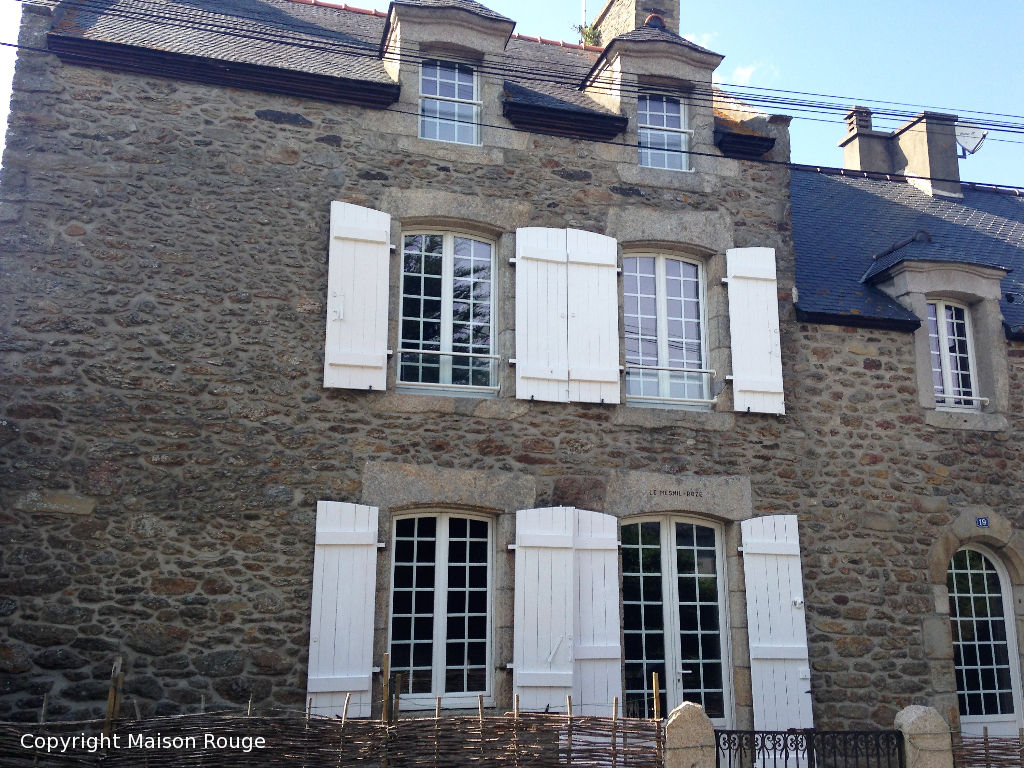 Agence maison rouge st briac ventana blog for Logement agence