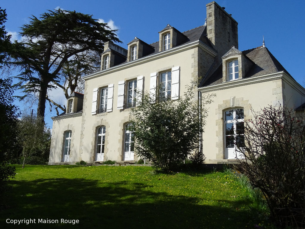 Maison rouge dinan immobilier ventana blog for Agence immobiliere dinan